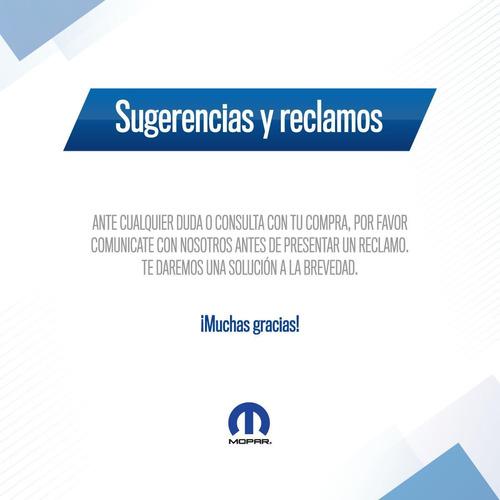 pedalera deportiva (automatico) - renegade jeep 16/19