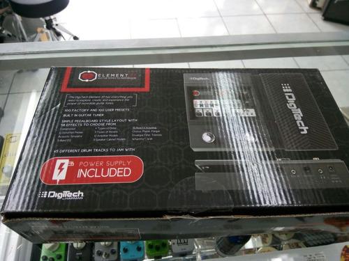pedalera  digitech element xp *con garantia.