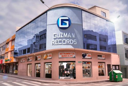 pedalera multiefectos de guitarra zoom g1xon