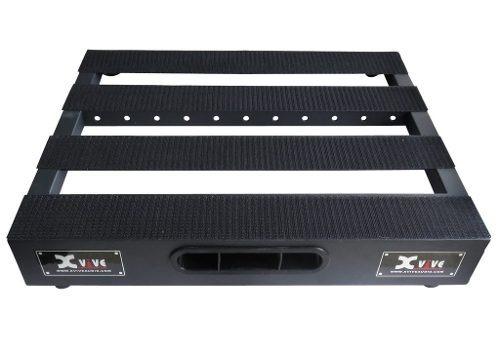 pedalera para 10 pedales xvive f2 pedal board