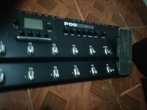 pedalera pod hd500