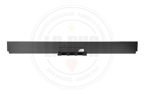 pedalera yamaha lp7a para pianos modelos dgx 630/640/650/660