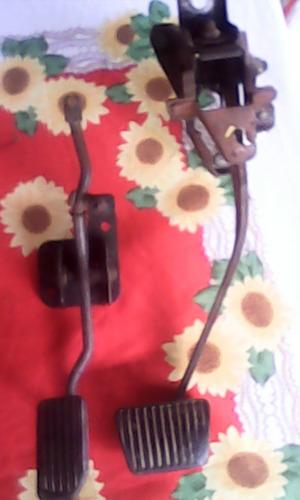 pedaleras de freno y acelerador daewoo lanos