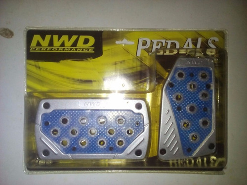 pedaleras tuning nwd