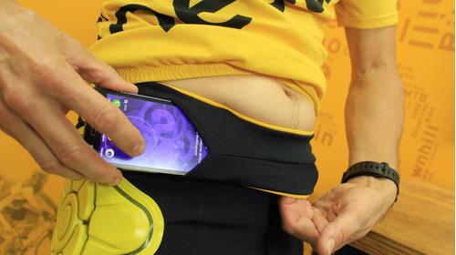 pedaleria - cinta cool belt para atividades físicas