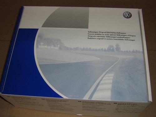pedales aluminio vw bora golf a5 a6 jetta a6 sportwagen