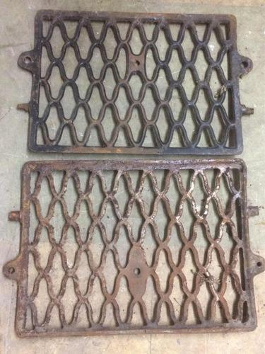pedales antiguos de maquina de coser hierro colado de 37x 32