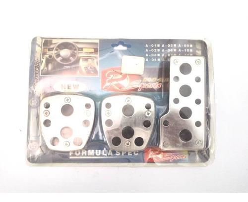 pedales antiresbalantes carro  sincronico (10v)