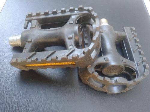 pedales bicicleta antiguos aurorita/plegable/inglesa/sport