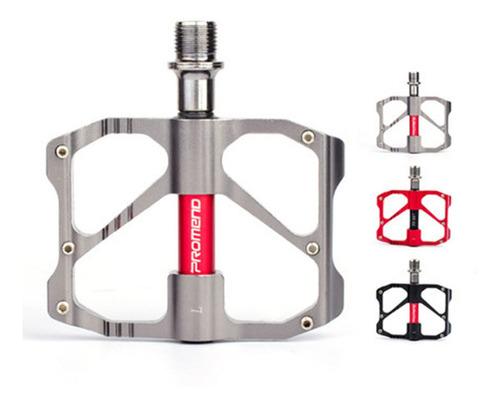 pedales de bicicleta de aleación antideslizante pedales de