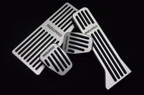 pedales deportivos mazda 2 y mazda 3 mecánico