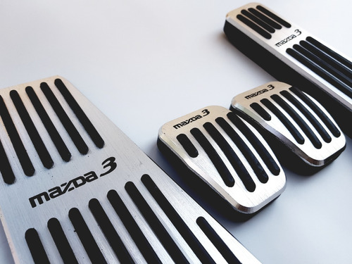pedales deportivos mazda 3 2014-2018 transmisión manual