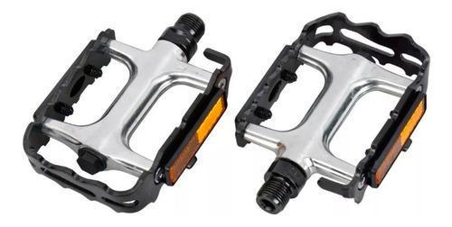 pedales mtb vp - 196 - aluminio - con roulemanes
