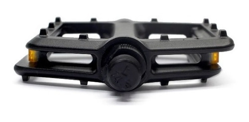 pedales para bicicleta vp 535 (plataforma policarbonato)