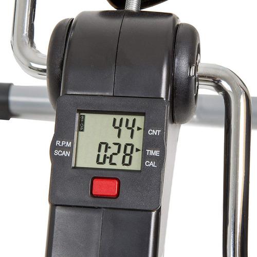 pedales para rehabilitación y ejercicio plegables, pantalla