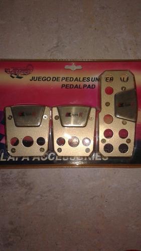 pedales para vehículos tuning