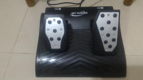 pedales ps3 volante con