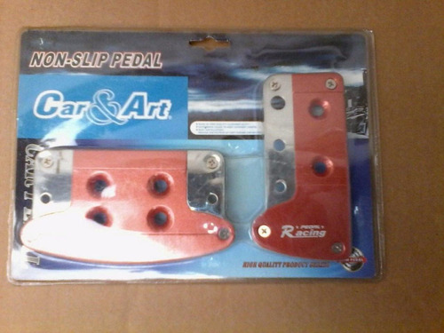 pedales tunning automatico marca car&art