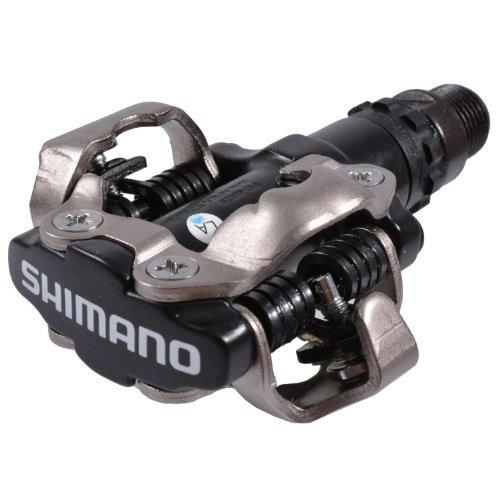 pedales,shimano pd-m520l clipless pedales de bicicleta 9..
