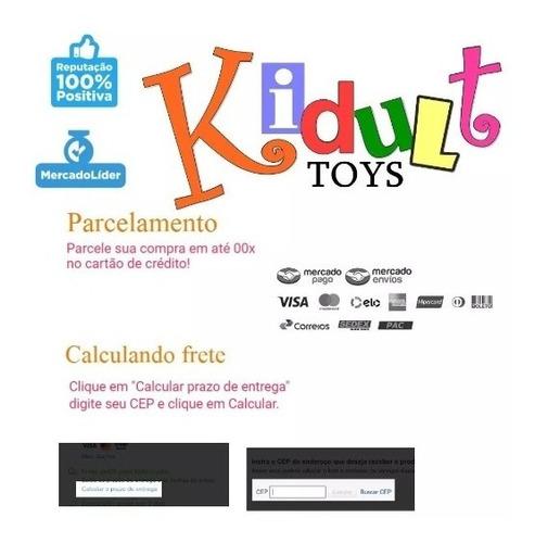 pedestal boneca integrity toys nu face preto fr