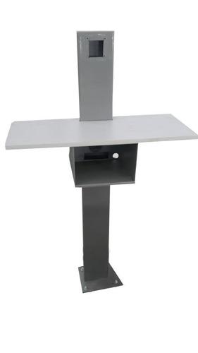 pedestal para equipo de computo