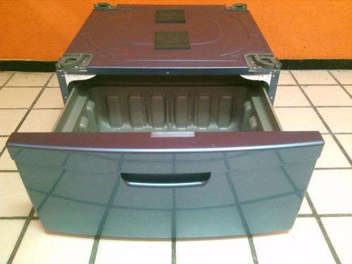 pedestal para lavadora y/o secadora de ropa