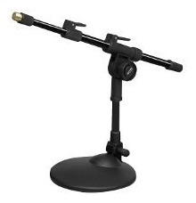 pedestal para microfone mesa e bumbo vector sm-30 p sm30