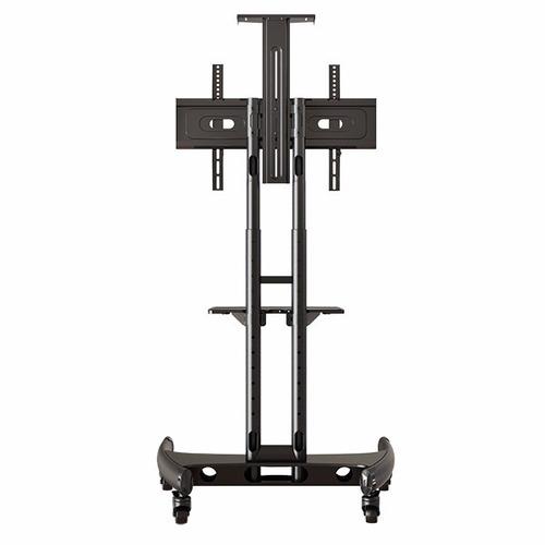 pedestal soporte piso con rueda  tv 32 a 65 pulg - importado
