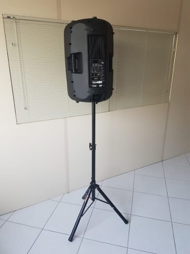 pedestal staner tripé suporte para caixa de som ate 28kg