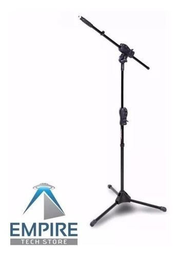 pedestal suporte girafa para microfone ibox smmax