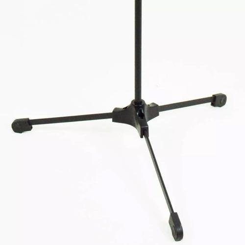pedestal suporte para microfone ask tpl kit 4 peças