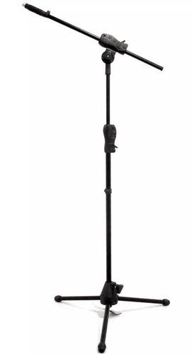 pedestal suporte para microfone ibox estante girafa oferta