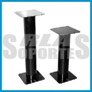 pedestal tarima madera 30x30 cms bafle sub woofer home dvd