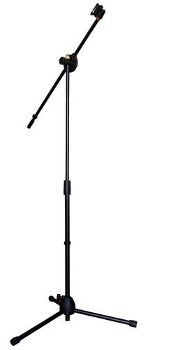 pedestal tripie de microfono