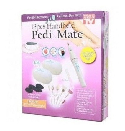 pedicure manicure kit para