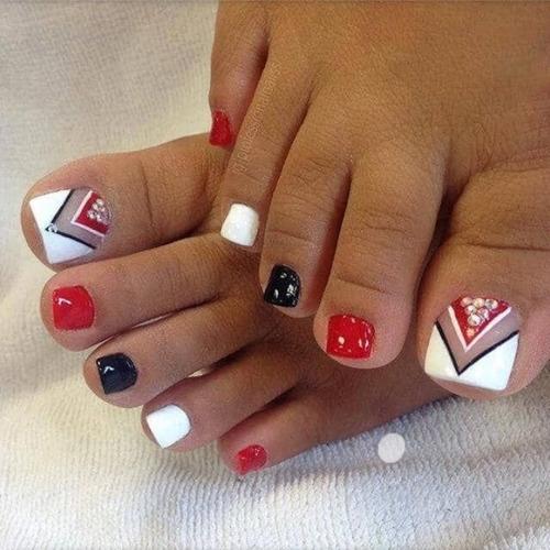 pedicure manicure promoción