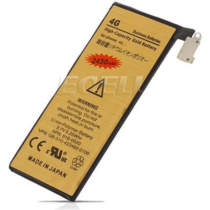 pedido bateria compatible iphone 4 4g de 2430mah japon