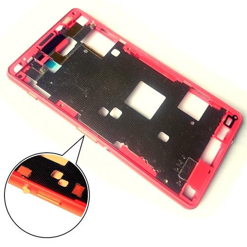 pedido carcasa commpleta xperia z3  mini compact d5803