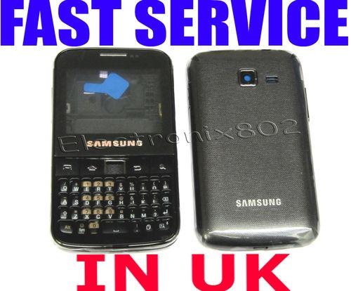 390806e3815 Pedido Carcasa Samsung Galaxy Y Pro Duos Gt B5510 Completo - S/ 169 ...