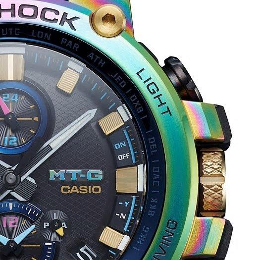 aa08af337ebc Pedido Casio G-shock Mtg B1000rb 20 Aniversario Ed Limitada - S ...