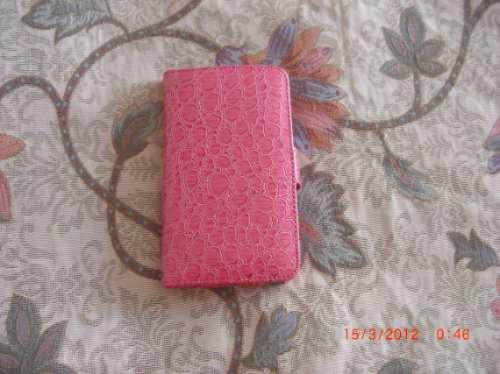 pedido estuche samsung galaxy note i9220 n7000 rosado