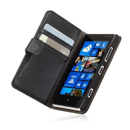 pedido estuche tarjetero billetera lumia 820 negro