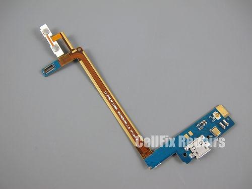 pedido  flex  cargador microfono control volumen lg p999