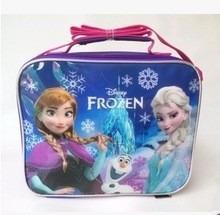 pedido kit porta merienda lonchera  de frozen