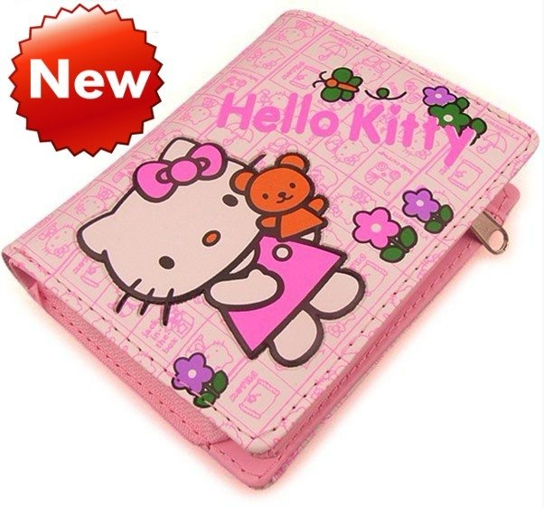 Pedido Lindas Billeteras Para Chicas Hello Kitty S 6900 En