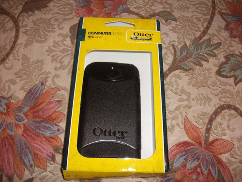 pedido otterbox commuter hard case  htc one s