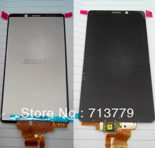 pedido  pantalla interna  + tactil touch sony xperia t lt30