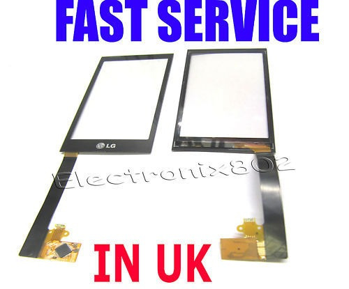 pedido pantalla tactil vidrio externo lg gd880 mini