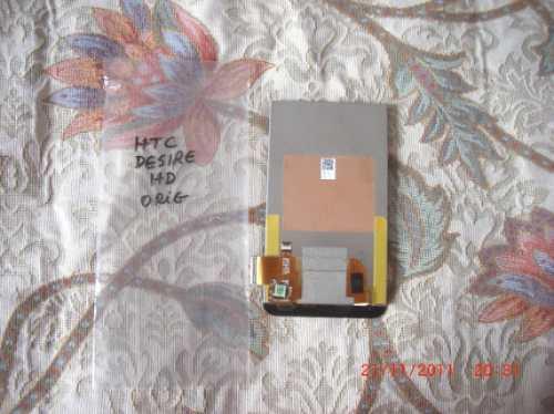 pedido pantalla+touch screen tactil htc desire hd a9191