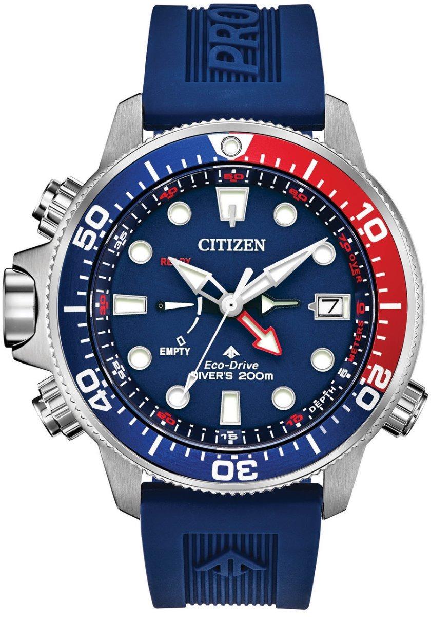 6dbf90de4048 pedido reloj citizen eco-drive promaster aqualand azul buceo. Cargando zoom.